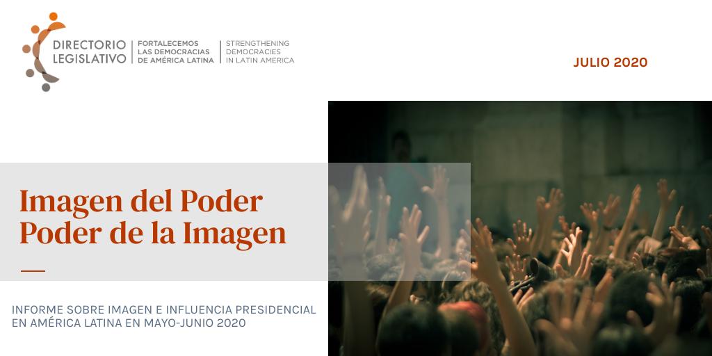 IMAGEN E INFLUENCIA PRESIDENCIAL EN AMÉRICA LATINA EN MAYO-JUNIO 2020
